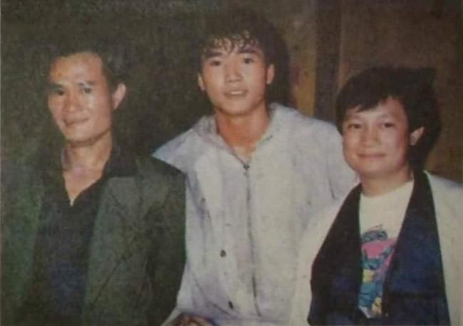 老照片:林正英、邹兆龙、张之亮