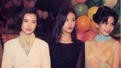 老照片:蓝洁瑛、周海媚、邱淑贞