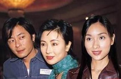 老照片:王杰、袁洁莹、杨恭如