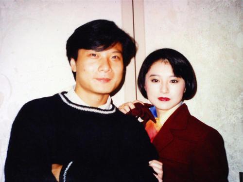 老照片:钱嘉乐和李赛凤