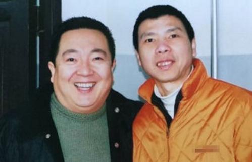 老照片:冯小刚和董浩