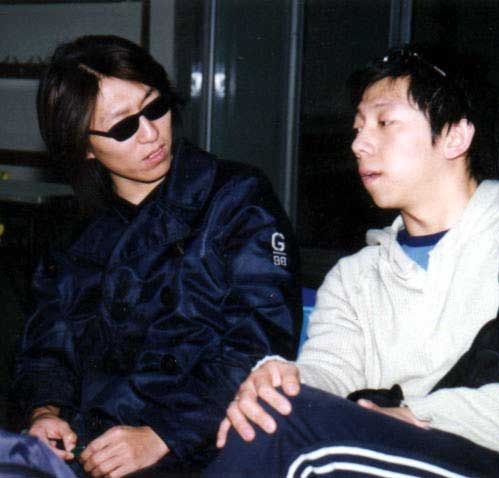 老照片:陈羽凡和胡海泉