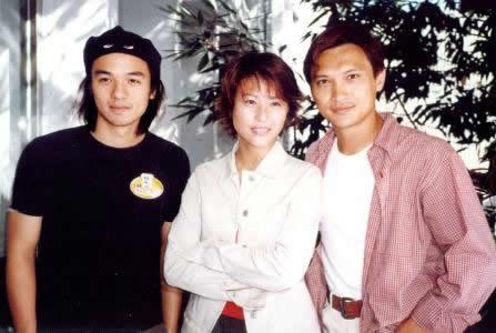 老照片:冯德伦、周海媚、陈锦鸿
