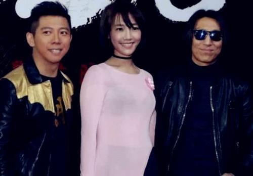 老照片:胡海泉、白百何、陈羽凡